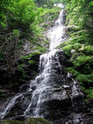 小豆(あずき)の滝